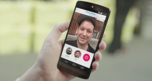 Skype Launches A New Video Messaging App For The Mobile-First Era, Skype Qik