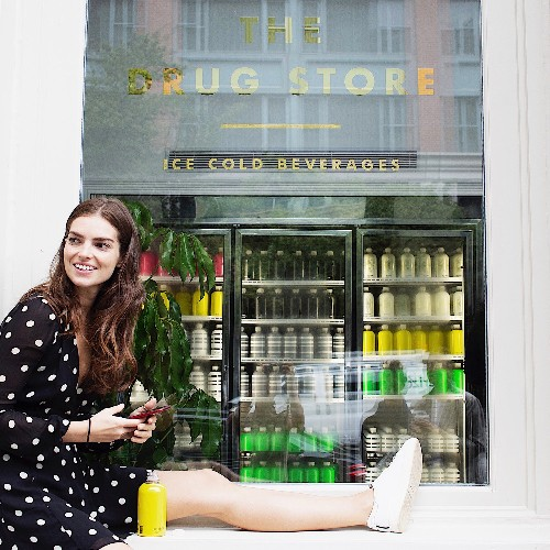Dirty Lemon parent Iris Nova will fund and distribute third-party beverages