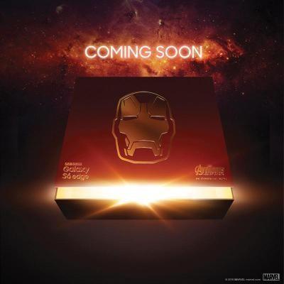 Samsung's Iron Man Galaxy S6 Edge Is Coming – Will Robert Downey Jr. Be Inside?
