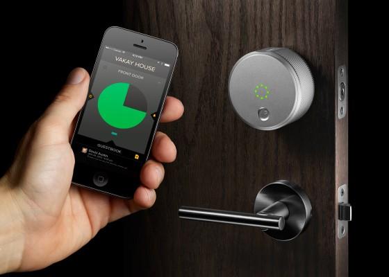 Home Automation Startup August Raises $8 Million From Maveron To Make Smart Locks Mainstream