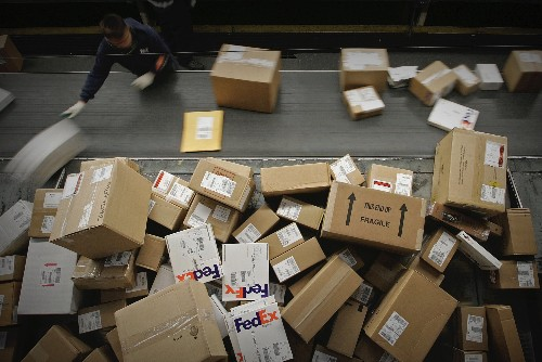 With warshipping, hackers ship their exploits directly to their target's mail room