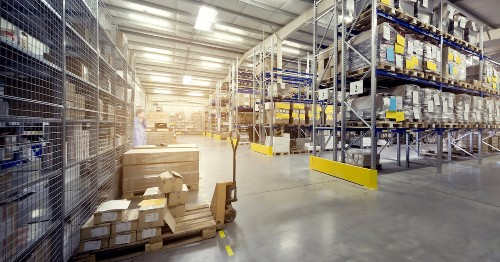 Flowspace is AWS for warehouses