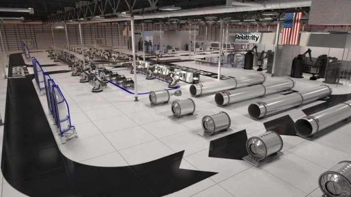 Relativity Space raises $500 million as its sets sights on the industrialization of Mars