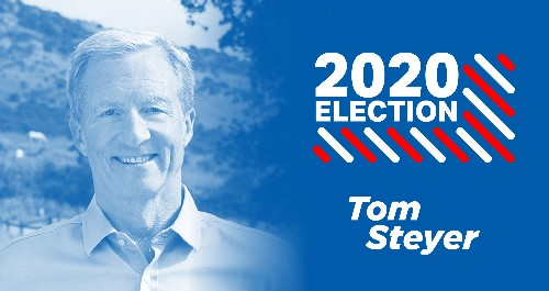 Ten questions for 2020 presidential candidate Tom Steyer