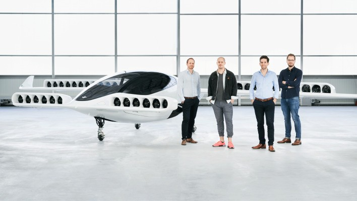 Lilium raises another $240M to design, test and run an electric aircraft taxi service