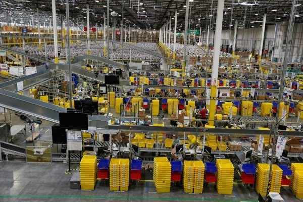 Is Logistics About To Get Amazon'ed?