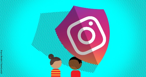 Instagram hides false content behind warnings, except for politicians