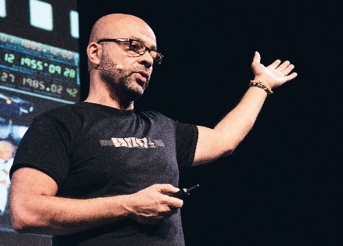 Former Google X exec Mo Gawdat wants to reinvent consumerism
