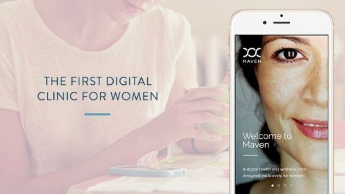 Maven Launches The First Telemedicine Platform Made For Women With $2.2 Million In Seed