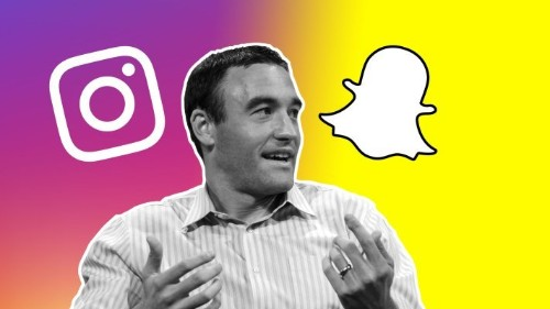"Instagram on copying Snapchat: ""This is the way the tech industry works"""