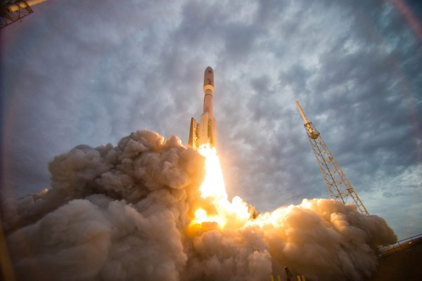 Startups Rocket To The Front Of The Space Race