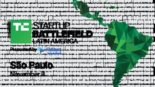 Announcing TechCrunch's Startup Battlefield Latin America in São Paulo on Nov. 8