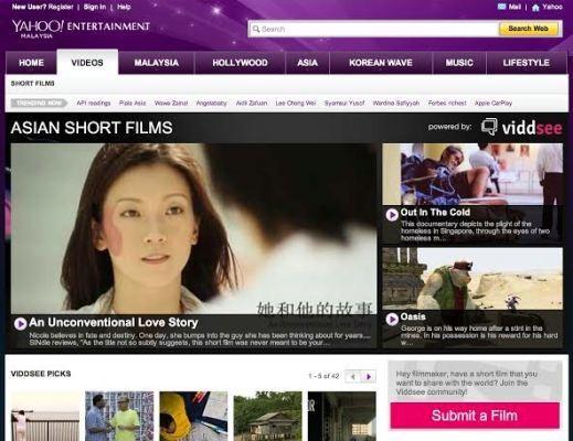 Asian Independent Film Platform Viddsee Lands Content Deal With Yahoo