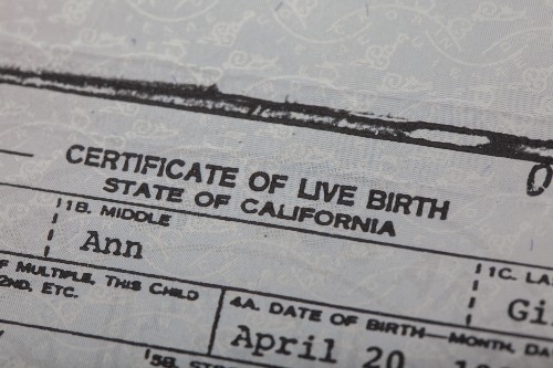 U.S. birth certificate details left online – TechCrunch