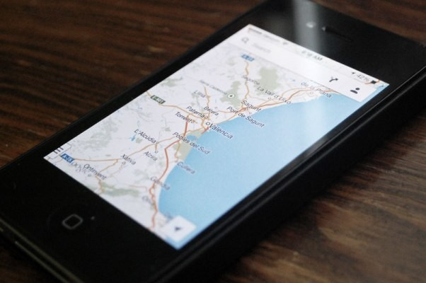 """Google Maps' """"Night Mode"""" Feature Makes It Easier To Navigate In The Dark"""