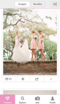 Wedding Search Engine Loverly Launches Mobile App For Searching, Snapping & Sharing Inspiration While On The Go