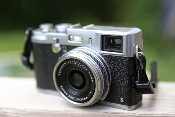 The Fujifilm X100S Is The Perfect Constant Camera Companion For Photography Fans
