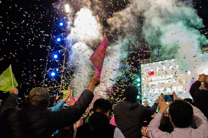 Taiwan's entrepreneurs move forward after tense presidential election