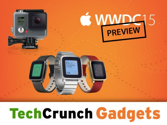 This Week On The TC Gadgets Podcast: GoPro, Pebble Time, Amazon Fire, And WWDC!