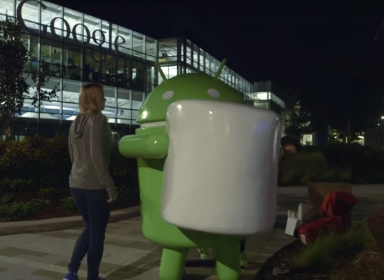 "Google's Next Version Of Android Is Called ""Marshmallow"""
