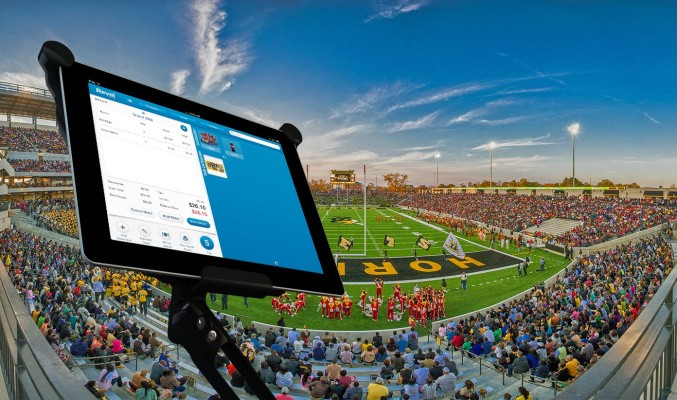 Revel Goes Big With Full Stadium Deployment Of iPad Point-Of-Sale System At ASU