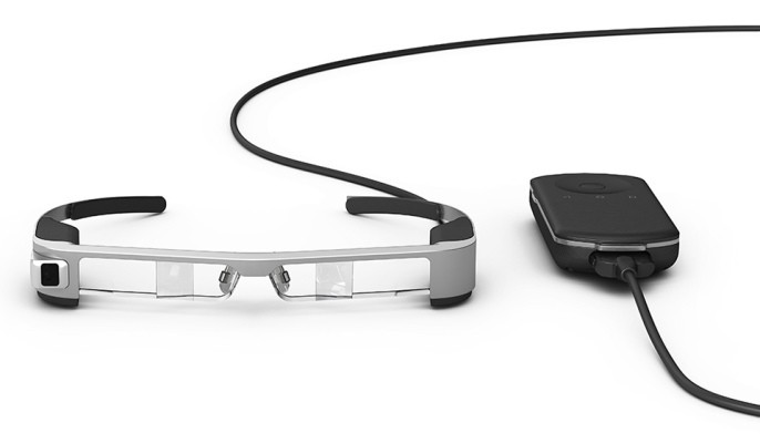 Epson Announces Moverio BT-300 Smart Glasses