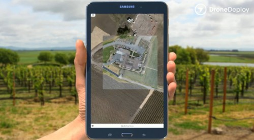 DroneDeploy Snags $9M As Its Drone Control Platform Soars Out Of Beta