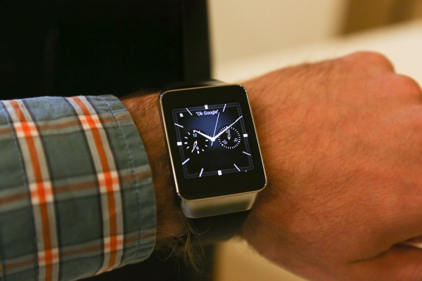Hands On With The Samsung Gear Live, Its $199 Smartwatch Shipping July 7