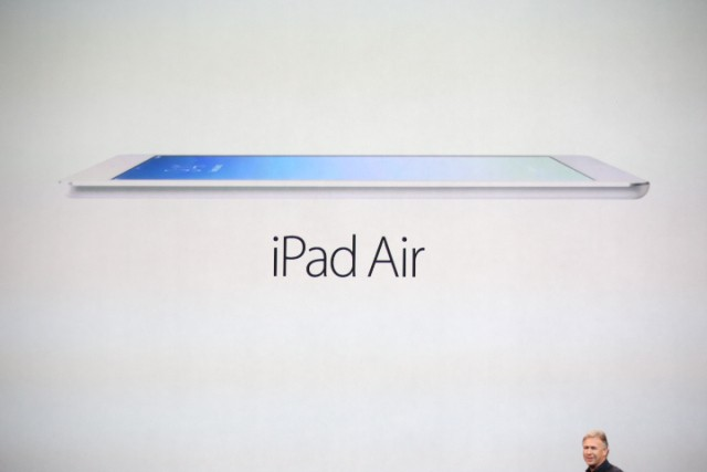 Apple Introduces The iPad Air