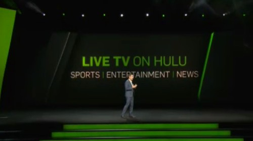 Hulu CEO confirms plans for a live TV streaming service in 2017
