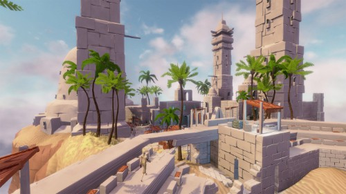Bossa Studios launches Worlds Adrift, the first game built on Improbable's SpatialOS