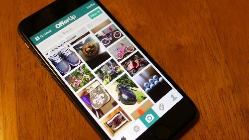 OfferUp raises $119 million for resale marketplace