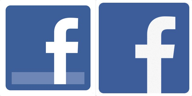 Another Win For Flat Design As Facebook Gives Its F Logo & Other Icons A Flatter, Cleaner Look