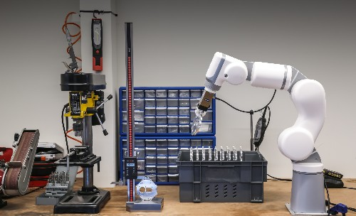 UK's Automata raises $7.4M for its lightweight industrial 'desktop' robot