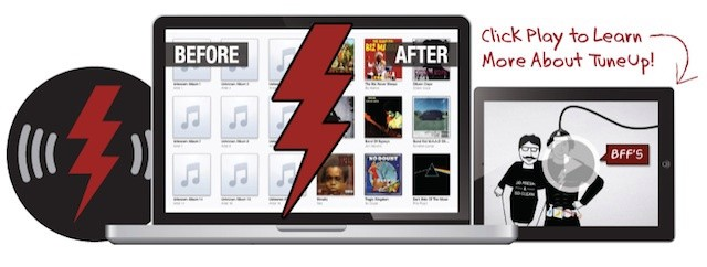 Founder Gabe Adiv Resurrects TuneUp To Continue Tidying Up Your Music Library