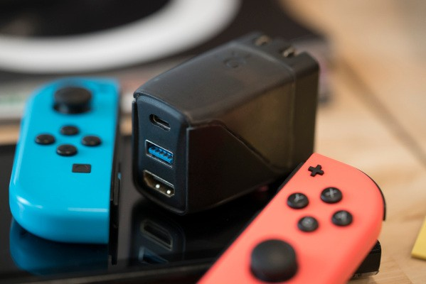 Genki's Covert Dock is the perfect dock for the Nintendo Switch – and other gadgets, too