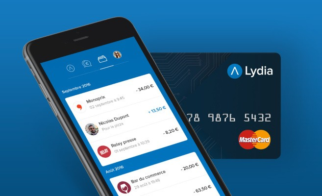 Lydia launches a good old plastic card to go beyond the peer-to-peer payment space