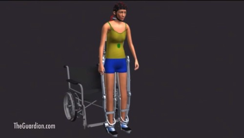 A Paralyzed Teen Will Kick The First World Cup Ball Thanks To A Robotic Exoskeleton