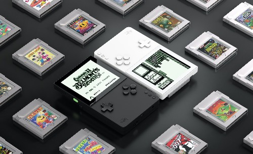 The Analogue Pocket might be the perfect portable video game system