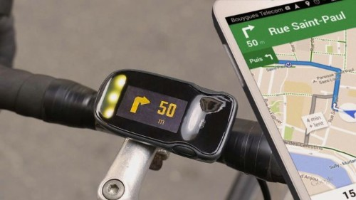 Haiku Is A Nifty Bike Assistant That Lets You Keep Your Phone In Your Pocket