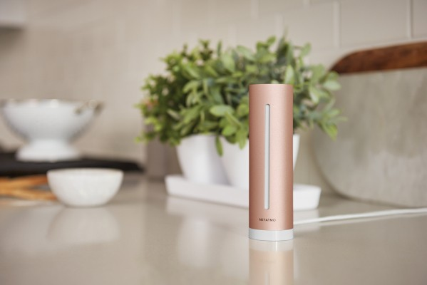 Netatmo launches an indoor climate monitor