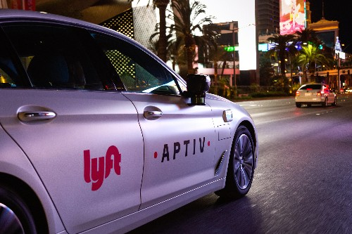 Aptiv takes its self-driving car ambitions (and tech) to China
