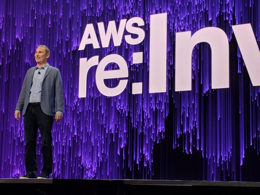 Don't expect AWS to launch a blockchain service anytime soon