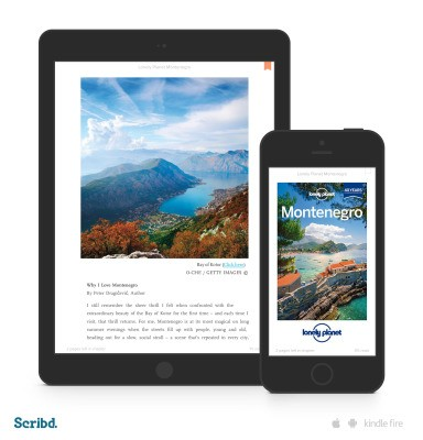 Scribd's Subscription E-Book Service Moves Into Travel With The Full Lonely Planet Library