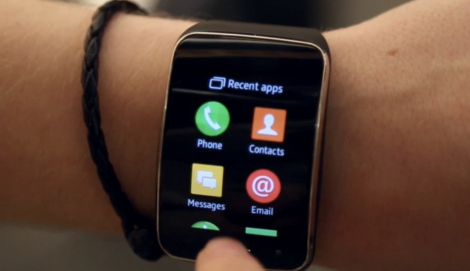 The Samsung Gear S Is A Smartphone On Your Wrist