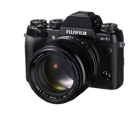 Fujifilm's New X-T1 Interchangeable Lens Camera Can Weather The Storm