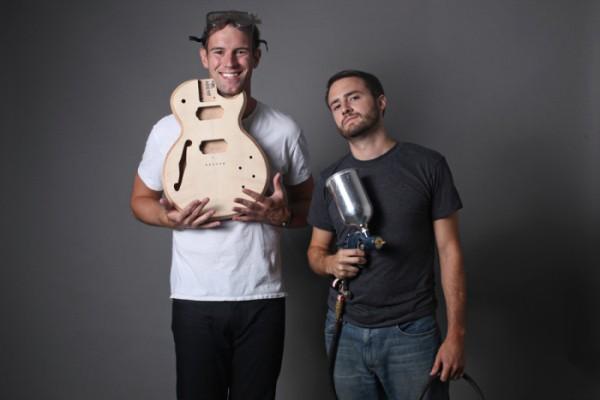 Moniker Guitars On Building A Business Through Kickstarter