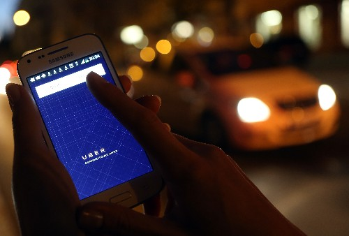 London wants Uber drivers to prove they can speak English