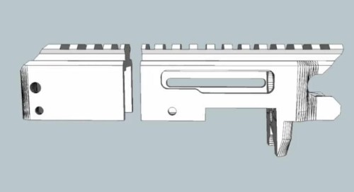 Gunmaker Skirts Laws By 3D-Printing A Single Firearm Part