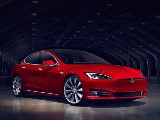 Tesla launches new Model S with updated design